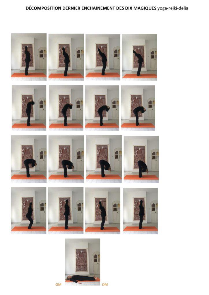 les dix magiques yoga reiki arles delia